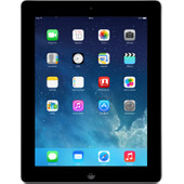 Forza iPad Wifi + 4G 16 GB Zwart 4e Generatie (Refurbished)