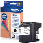 Brother LC-223BK Cartridge Zwart
