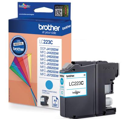 Brother LC-223C Cartridge Cyaan