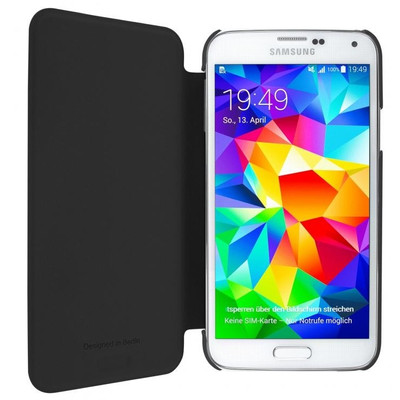 Artwizz SmartJacket Samsung Galaxy S5 Zwart