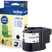 Brother LC-229XLBK Cartridge Zwart XL