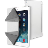 Muvit Butterfly Stand Case Apple iPad Air 2 Wit