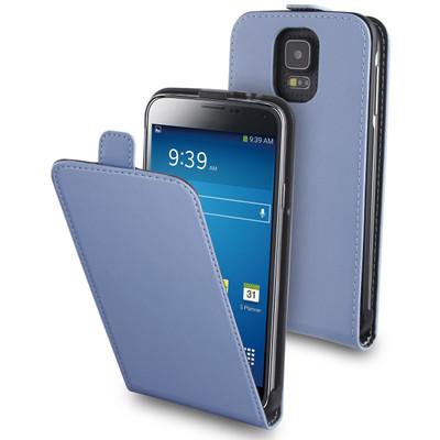 Muvit Slim Case Samsung Galaxy S5 Blauw