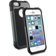 Muvit Anti-Shock Case Apple iPhone 5 / 5S Zwart