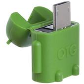 PNY OTG Robot Adapter Micro USB naar USB