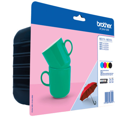 Brother LC-227XLVAL 4-Kleuren Pack XL