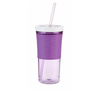 Contigo Drinkbeker Shake 'n Go Paars