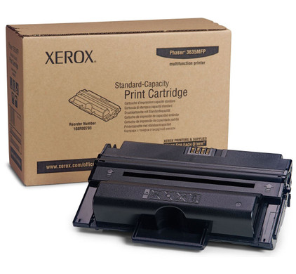 Xerox Phaser 3635MFP Toner Zwart 108R00793