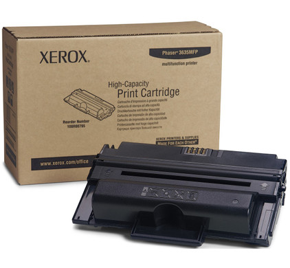 Xerox Phaser 3635MFPV Toner Zwart XL 108R00795