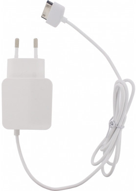 Mobilize Thuislader Apple 30-Pins + USB 3,1A