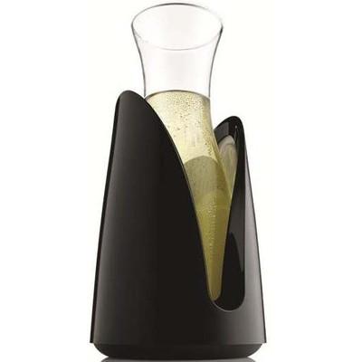 Image of Vacu Vin active cooling carafe - zwart