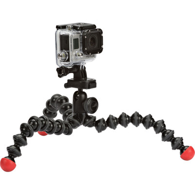 Joby GorillaPod Action Tripod with Mount for GoPro Black Actioncam houder