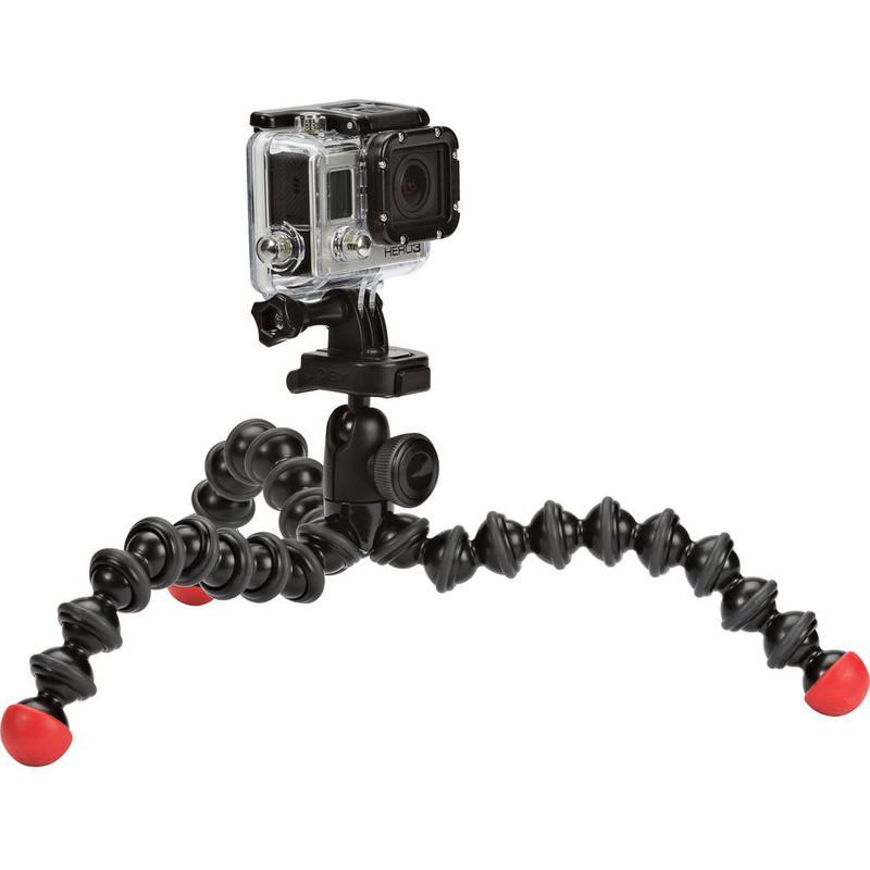 Joby Action Mount GoPro for Tripod Black