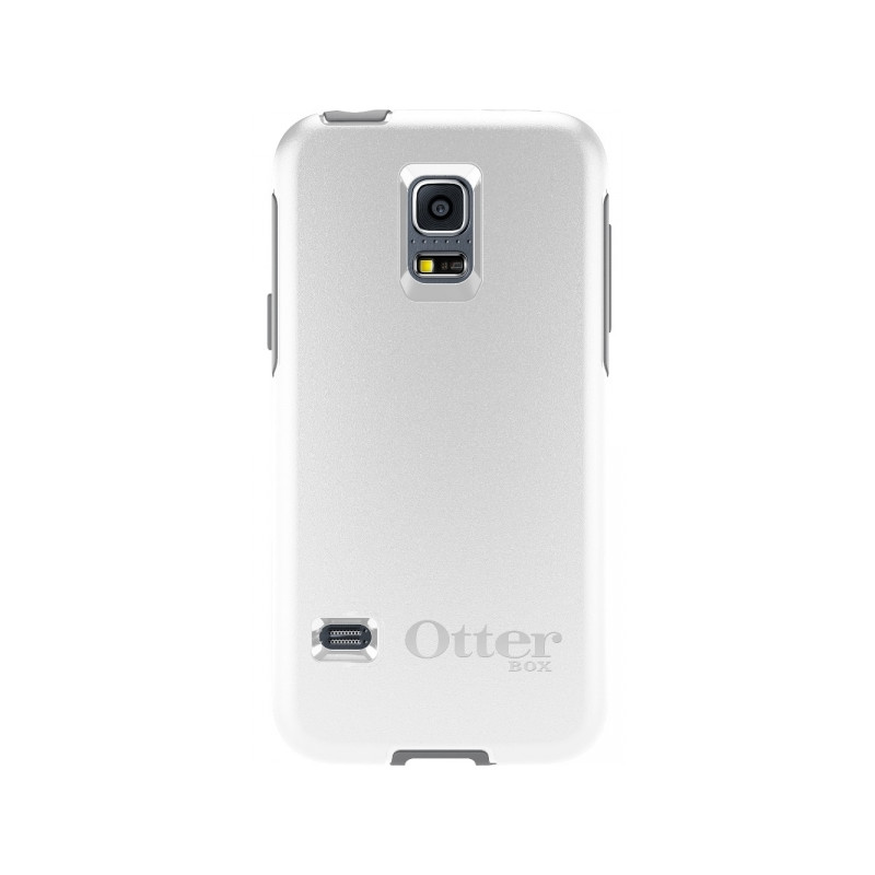 OtterBox Symmetry Case Samsung Galaxy S5 Mini Wit