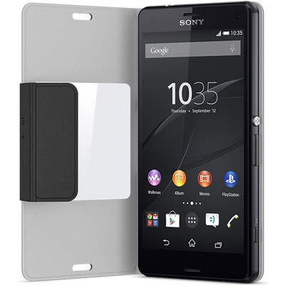 Style Cover Z3 Compact Zwart