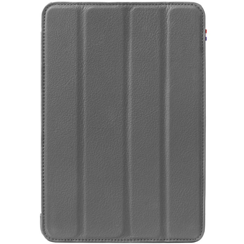 Decoded Leather Slim Cover Apple Ipad Air Grey