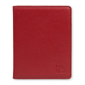 Gecko Covers Luxe Case Kobo Aura H2O Rood