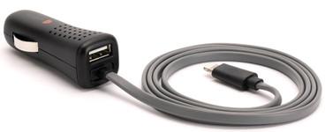 Griffin PowerJolt Dual Lightning USB Autolader 2,4A