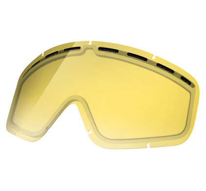 Electric EGV Lens Yellow