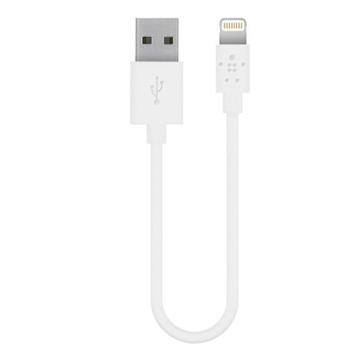 Image of Belkin datakabel lightning - 2.1 A - wit - Apple iPod/iPad/i