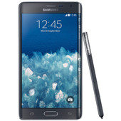 Samsung Galaxy Note Edge Zwart