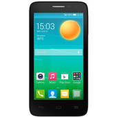Alcatel One Touch Pop D5 Zwart