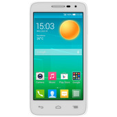 Alcatel One Touch Pop D5 Wit
