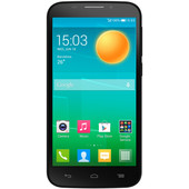 Alcatel One Touch Pop S7 Zwart