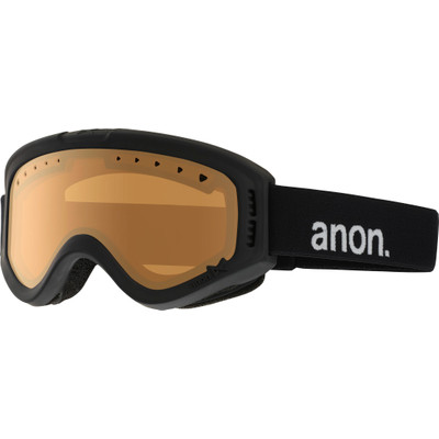 Anon Tracker Black / Amber