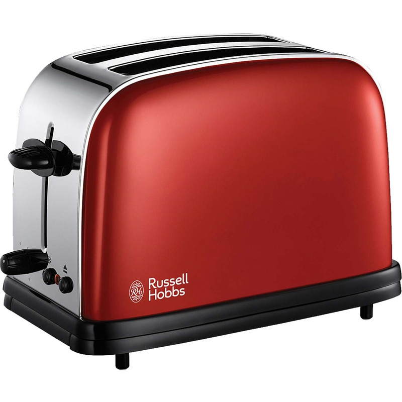 Russell Hobbs Colours Rood Broodrooster