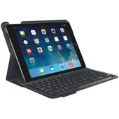 Logitech Type+ QWERTY UK Toetsenbord voor Apple iPad Air