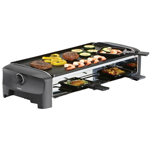 Princess Raclette 8 Grill and Teppanyaki Party