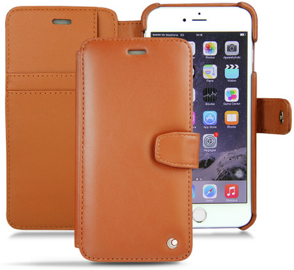 Noreve Tradition B Leather Case Apple iPhone 6 Bruin