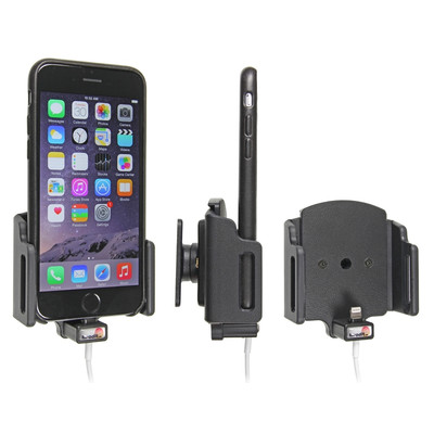 Brodit Passive Holder Apple iPhone 6/6s verstelbaar USB