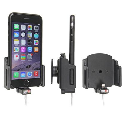 Brodit Passive Holder Apple iPhone 6/6s verstelbaar USB