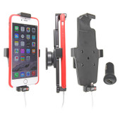 Brodit Passive Holder Apple iPhone 6 Plus/6s Plus/7 Plus/8 Plus with Skin + Lader
