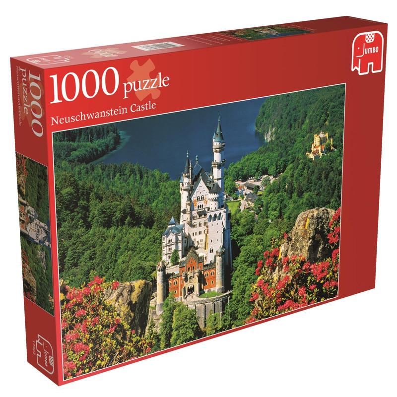 Jumbo Slot Neuschwanstein 1000