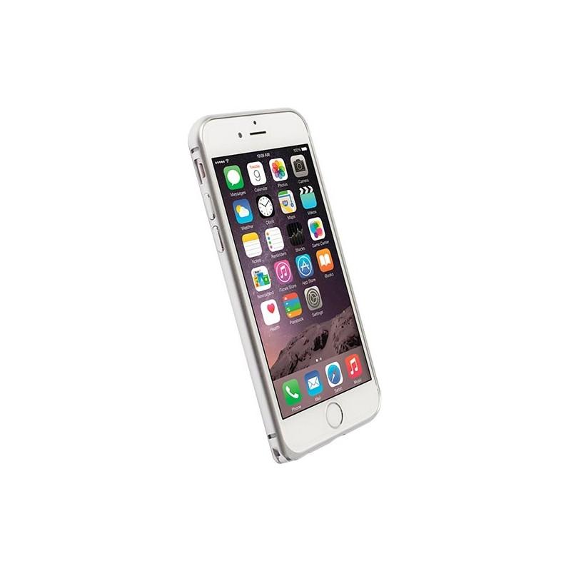 Krusell Sala Alubumper Apple Iphone 6/6s Zilver