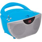 Bigben Radio/CD-speler Blauw