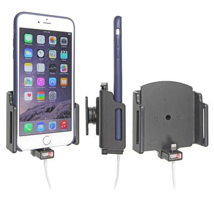 Brodit Passive Holder Apple iPhone 6 Plus verstelbaar USB