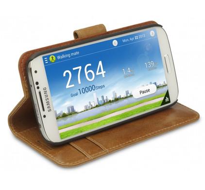 DBramante1928 Leather Wallet Copenhagen Samsung Galaxy S4