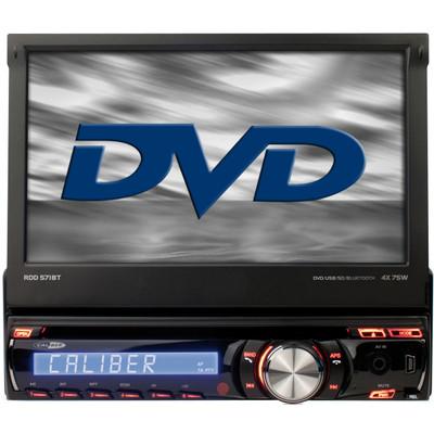 Image of Caliber Audio Technology RDD571BT Autoradio met scherm 4 x 75 W USB, SD, Bluetooth