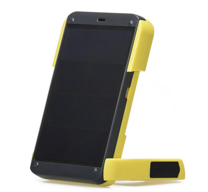 WakaWaka Power Plus 2200 mAh Geel