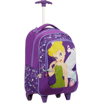 Samsonite Tinkerbell Butterfly Backpack With Wheels