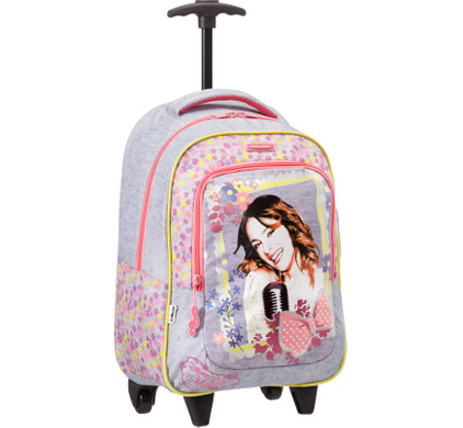 Samsonite Violetta Music Backpack With Wheels