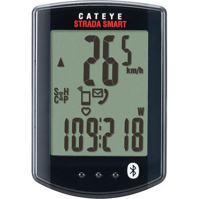 Cateye Strada Smart RD500B Bluetooth Zwart
