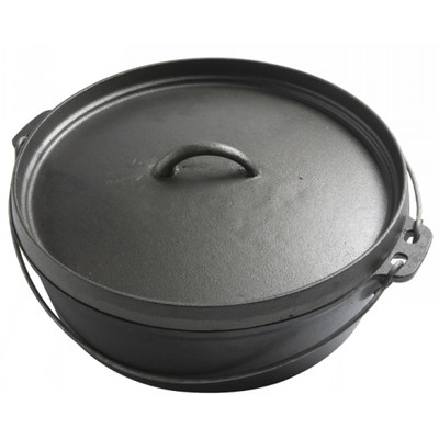 Big Green Egg Dutch Oven Gietijzeren Braadpan