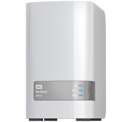 WD My Cloud Mirror V2 4 TB