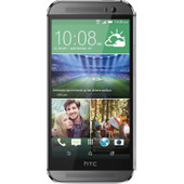 HTC One M8 Grijs