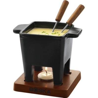 Image of Boska Pro Collection fondueset - zwart - 200 gram